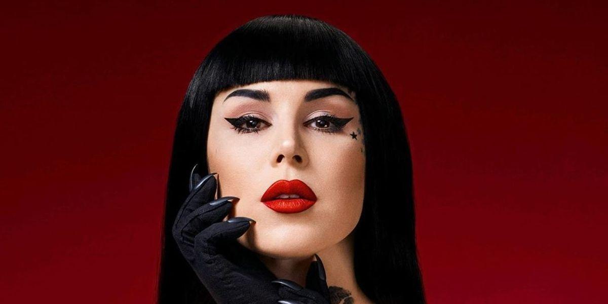 Kat Von D Is Leaving Her Makeup Brand