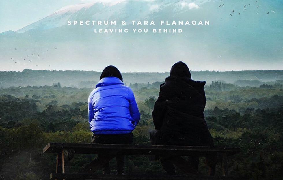 "Spectrum & Tara Flanagan Drop Another Fire Collab: ""Leaving You Behind"""