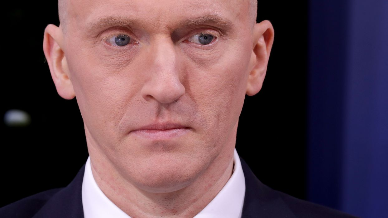 EXCLUSIVE INTERVIEW with Carter Page: Smeared by the Russia hoax, betrayed by his country