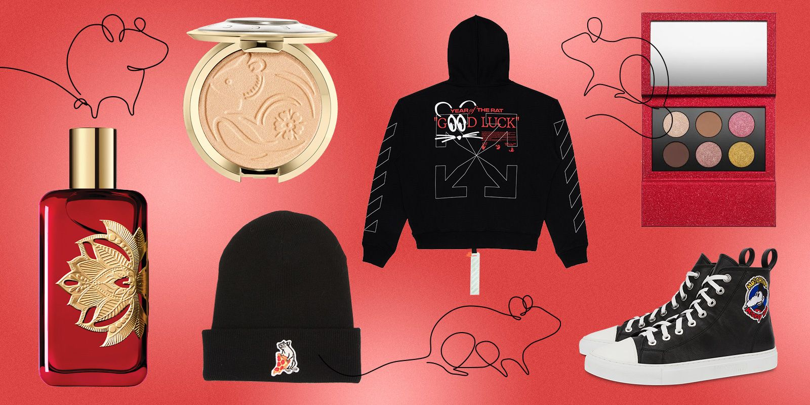 13 Fun Fashion & Beauty Launches To Ring In The Year Of The Rat