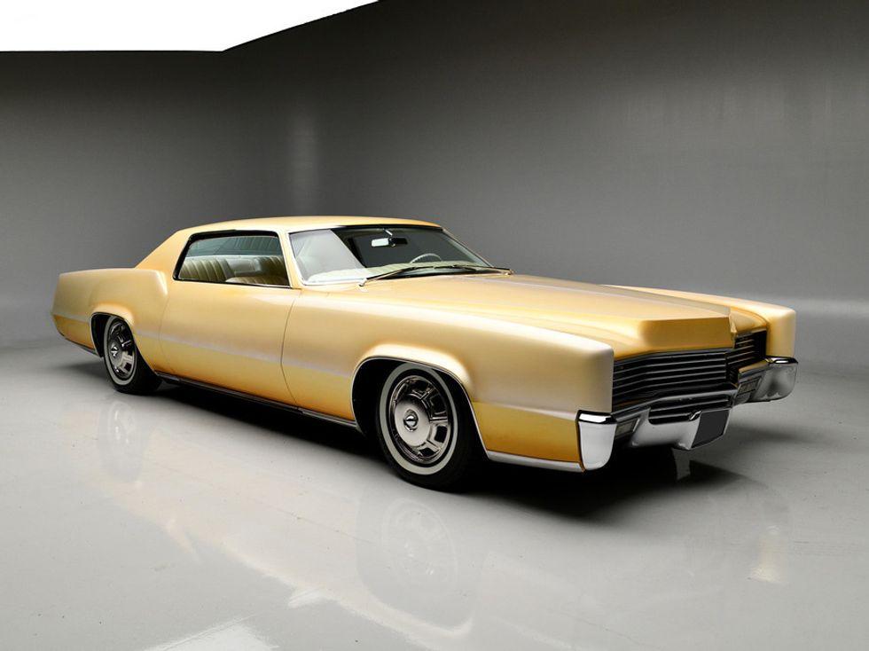 """Travis Barker's 1967 Cadillac Eldorado Custom Coupe """"El Conquistador"""""""