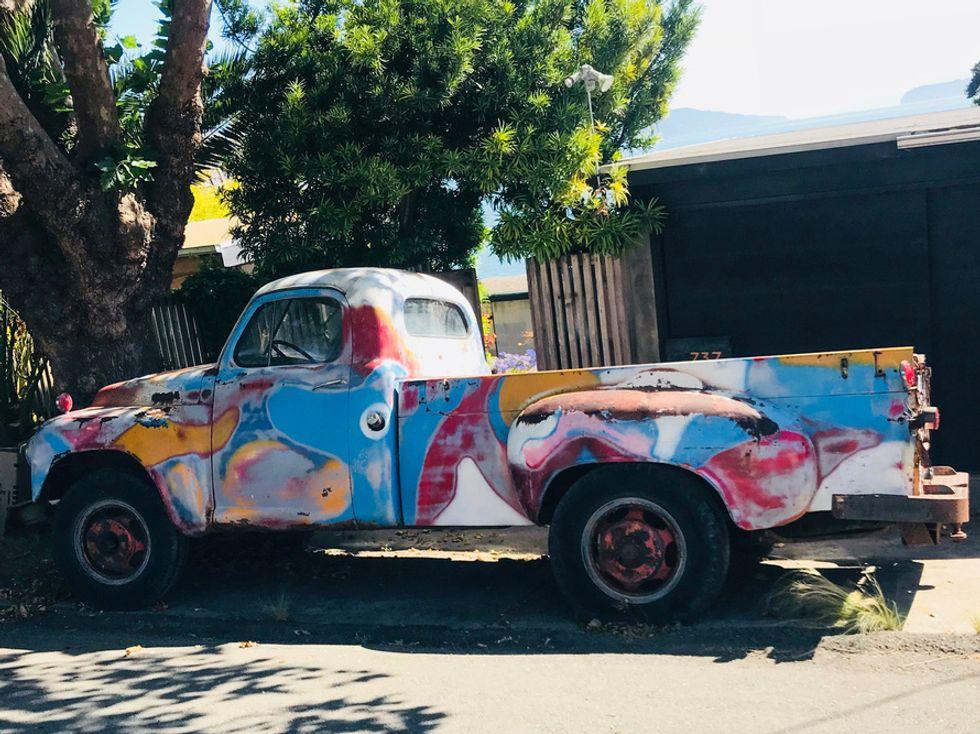 "1949 Studebaker M5 Truck ""Grateful Dead"""