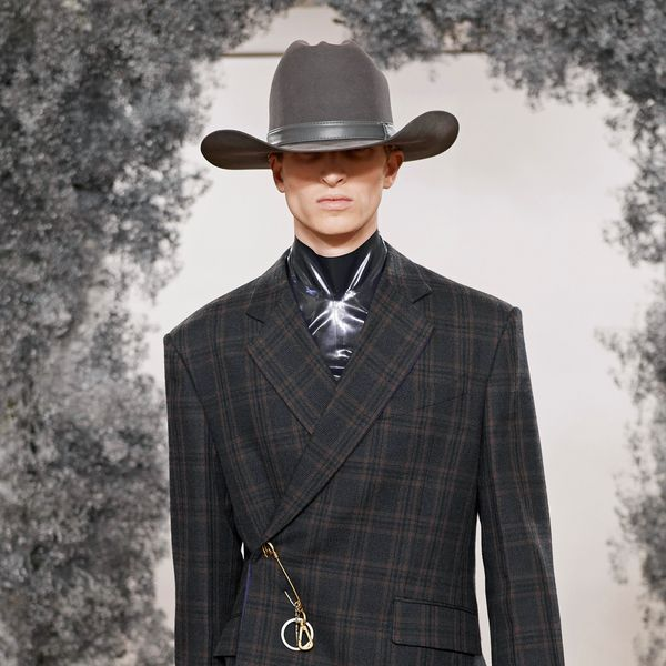 Country Meets Couture at Givenchy Men's
