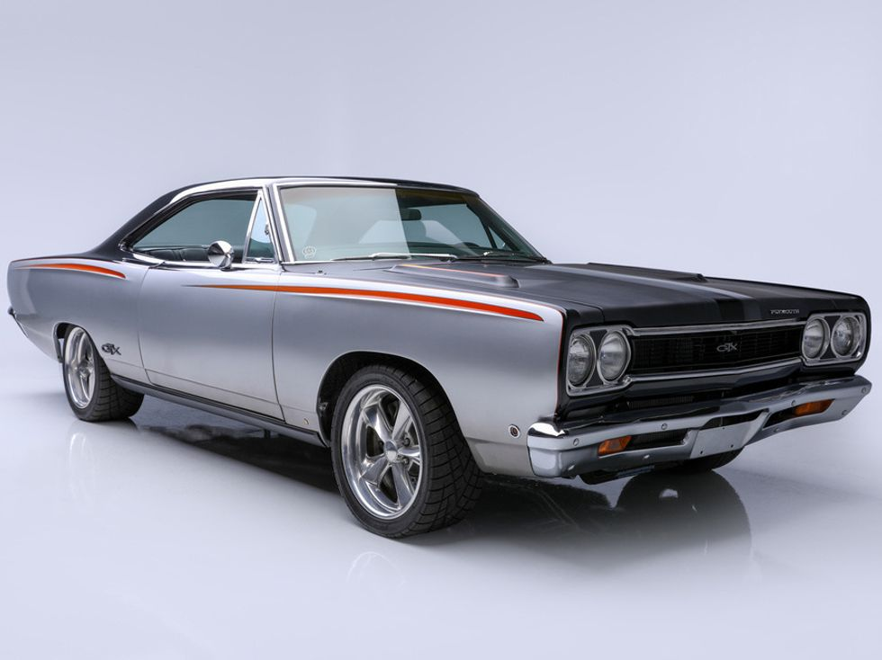 Chris Jacobs' 1968 Plymouth GTX Custom Coupe