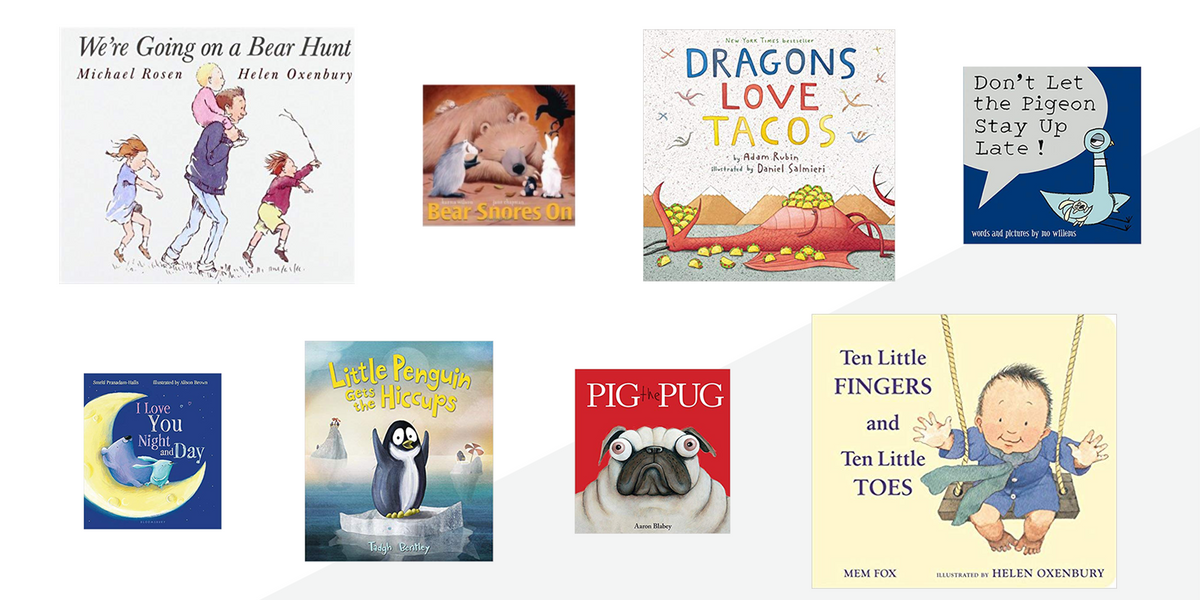 25 books your kids will want to read over and over (and over)