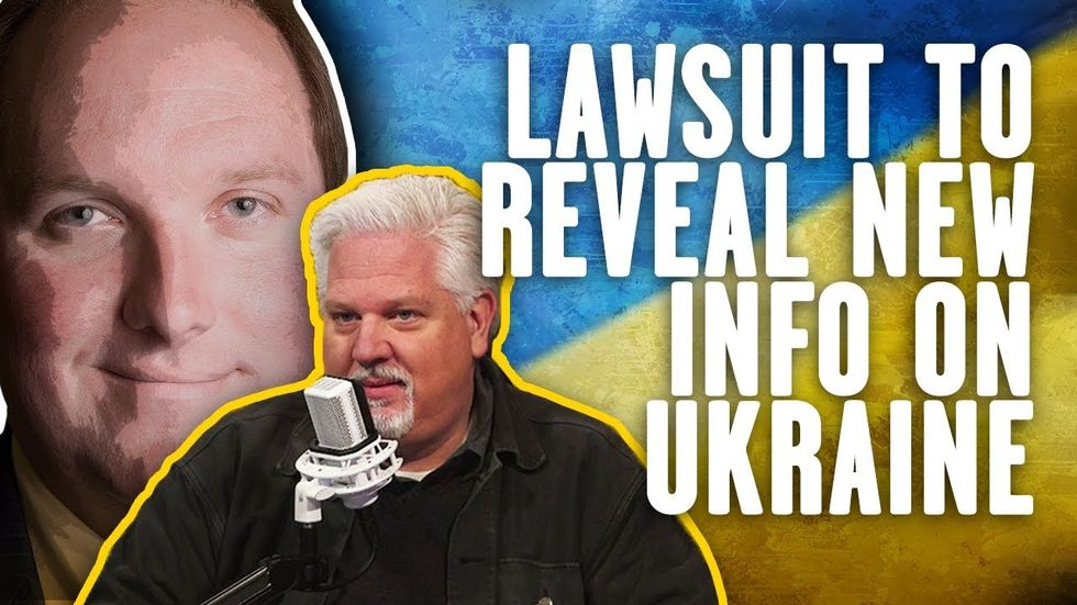 Partner Content - JOHN SOLOMON: Lawsuit for Ukraine files to expose Biden, Burisma, and Tr...