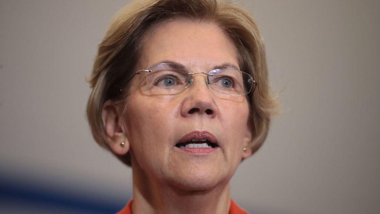 Portraying herself as a bipartisan dealmaker, Elizabeth Warren boasts sponsoring bills she voted against