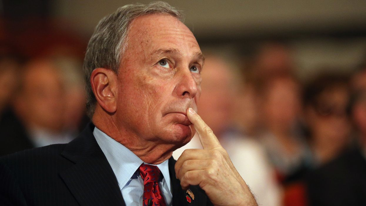 Bill O'Reilly: Here's why Michael Bloomberg is likely betting on a brokered Democrat convention