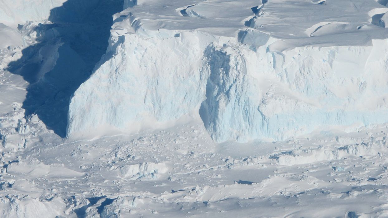 Record Warm Water Measured Beneath Antarctica's 'Doomsday' Glacier