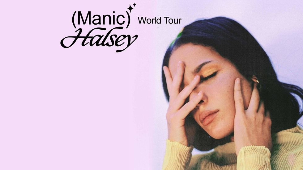 Manic Is Halsey's Best Album To Date And You Can't Change My Mind