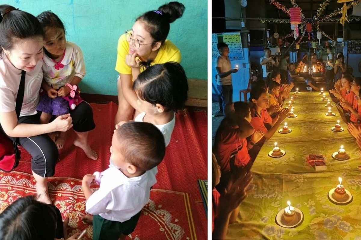 One woman's quest to show displaced, stateless kids their lives are worth celebrating