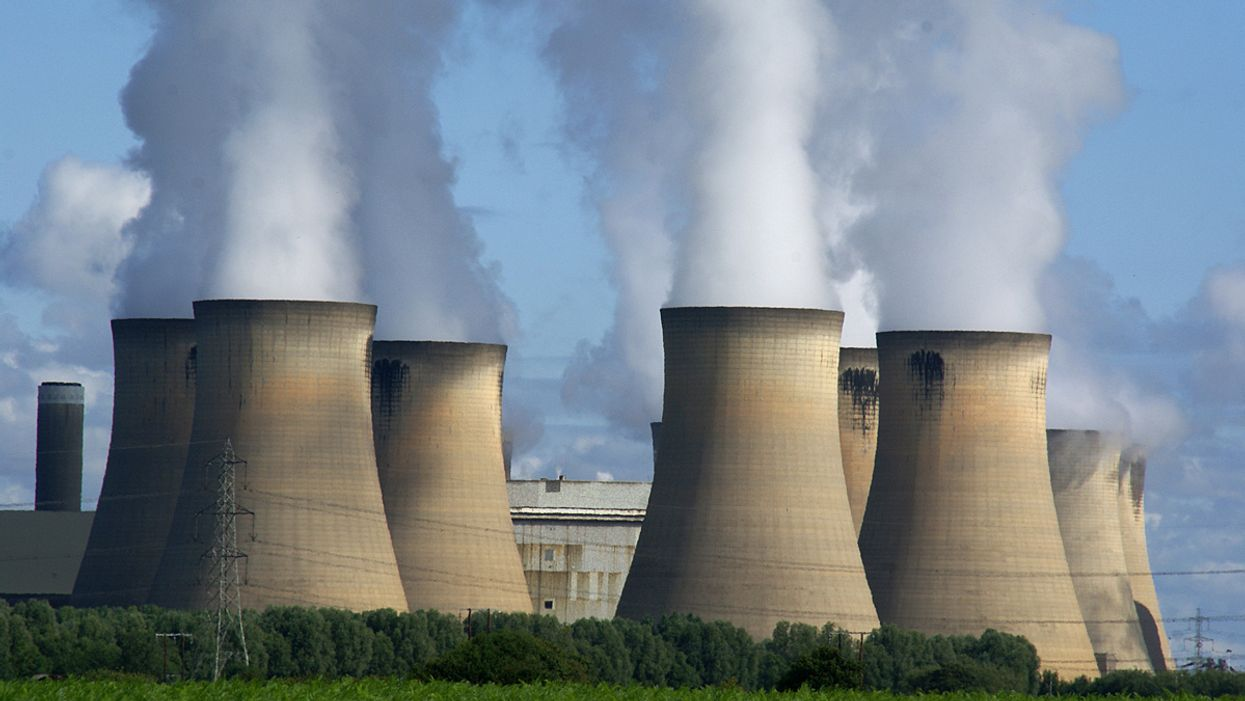 British Government Sued for Approving Europe's Largest Gas-Fired Power Plant