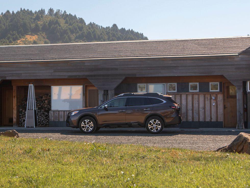 2020 Subaru Outback in Cinnamon Brown Pearl