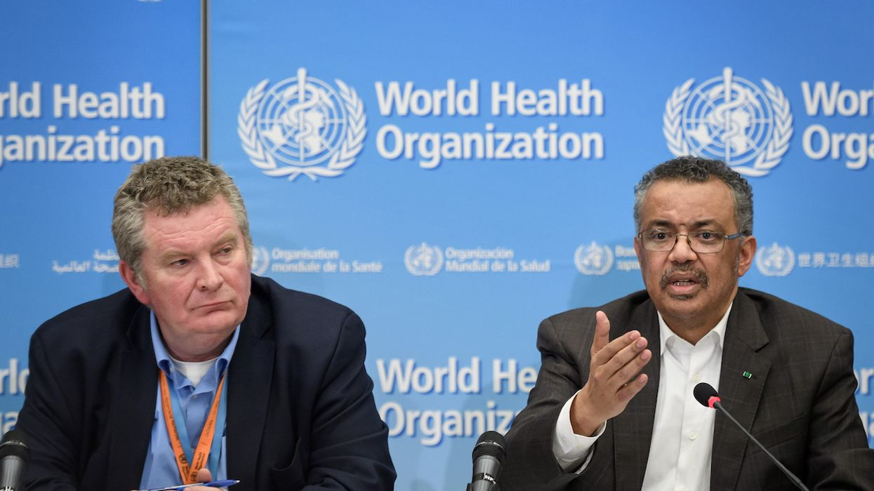 WHO Declares Global Health Emergency as Coronavirus Cases Confirmed in 18 Countries