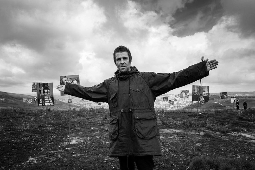 Liam Gallagher's Tweets Are Rock & Roll Literature