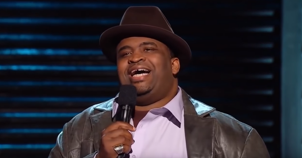 5 Infamous Patrice O'Neal Quotes Women Need To Know