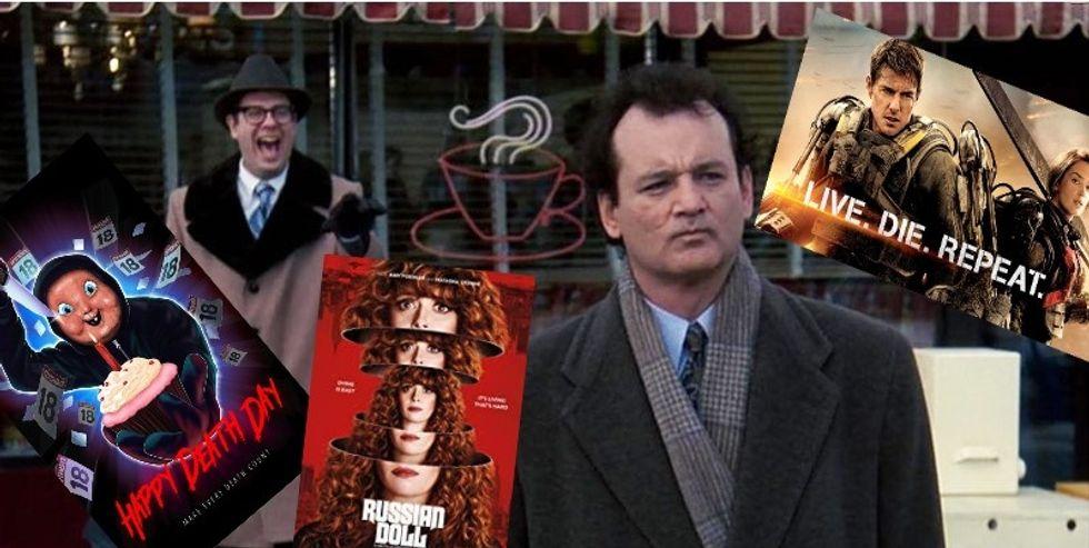 'Groundhog Day' and the