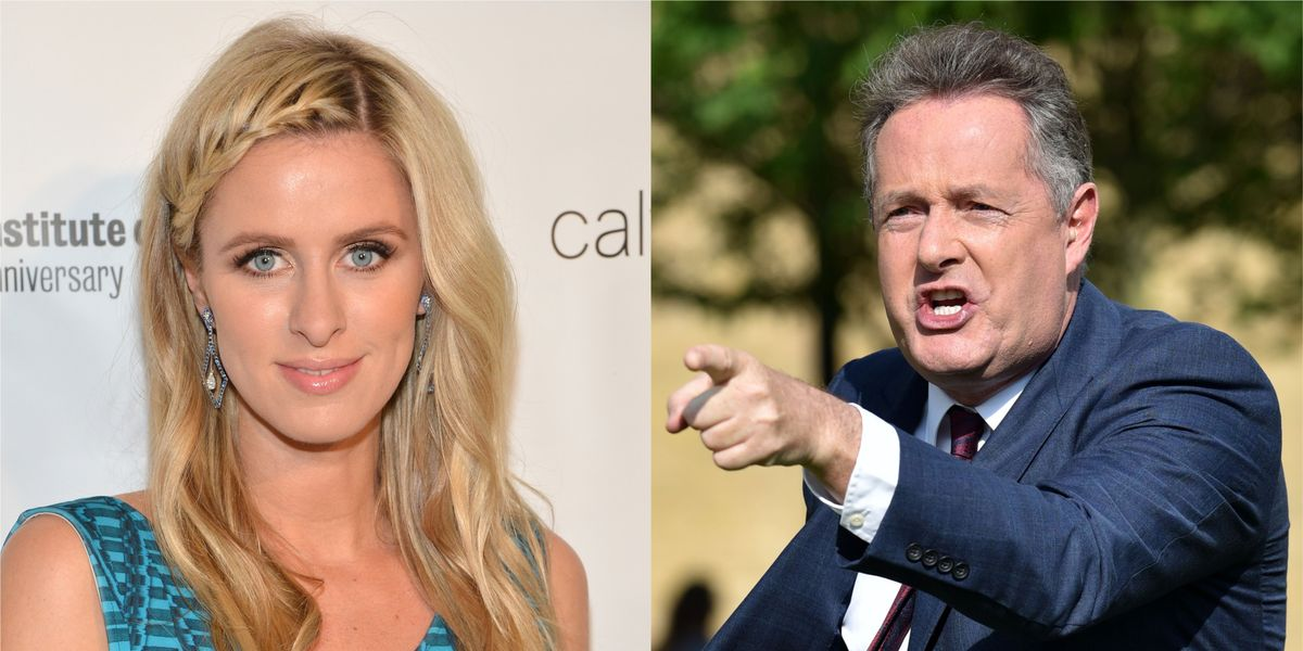 Nicky Hilton Claps Back at Piers Morgan Over Vintage Chanel Comment