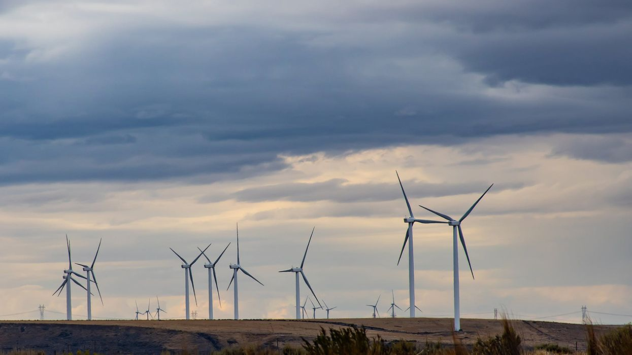 Top 4 States for Wind Energy