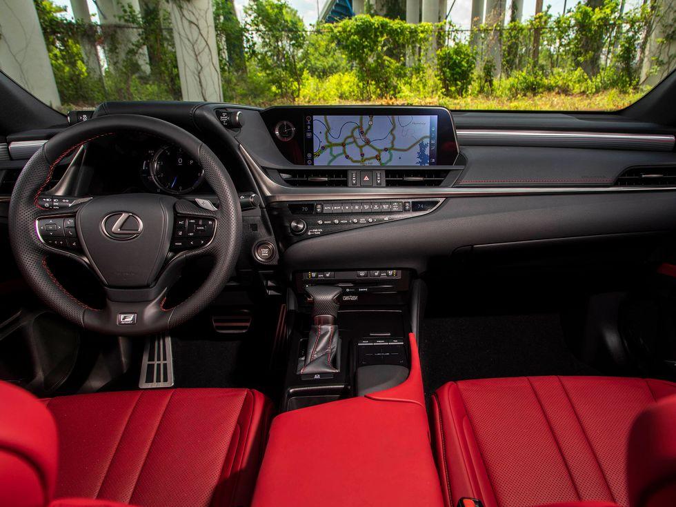 2020 Lexus ES 350 F-Sport