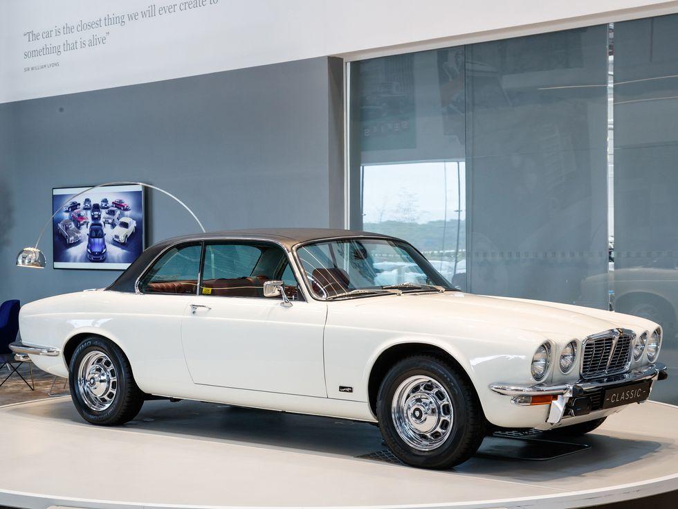 Jaguar XJ Historic