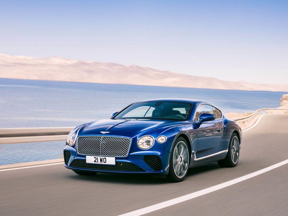 2020 Betley Continental GT
