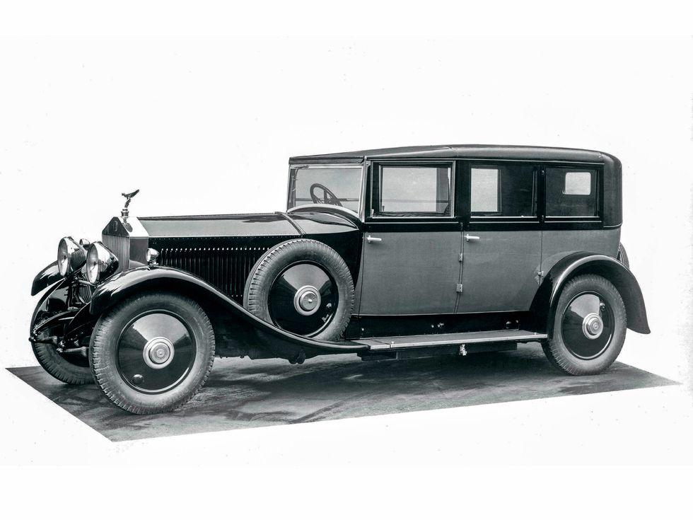 Rolls-Royce Phantom vintage