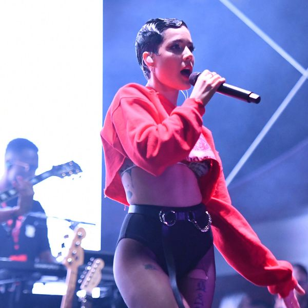 Halsey Isn't Here to Tolerate Disrespect