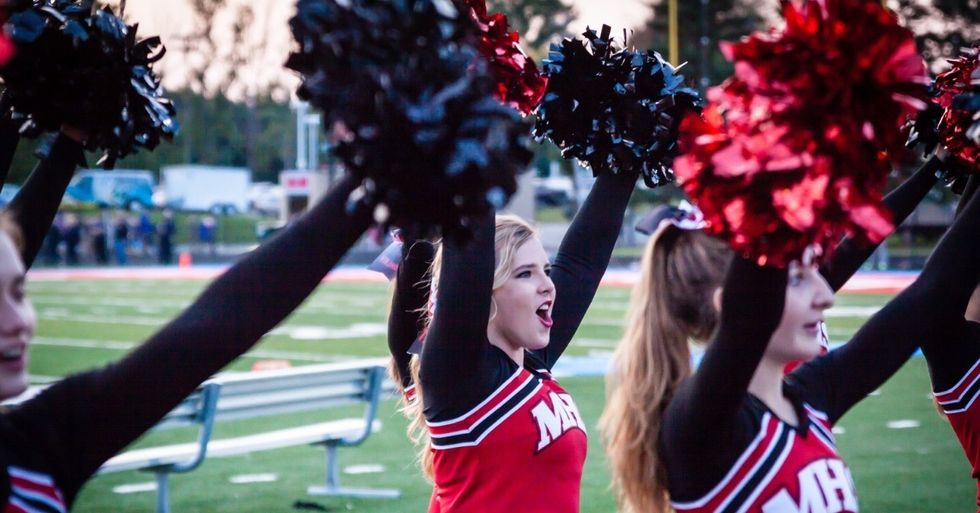 10 Things Every Ex-Cheerleader Can Relate To, Even 10 Years Later