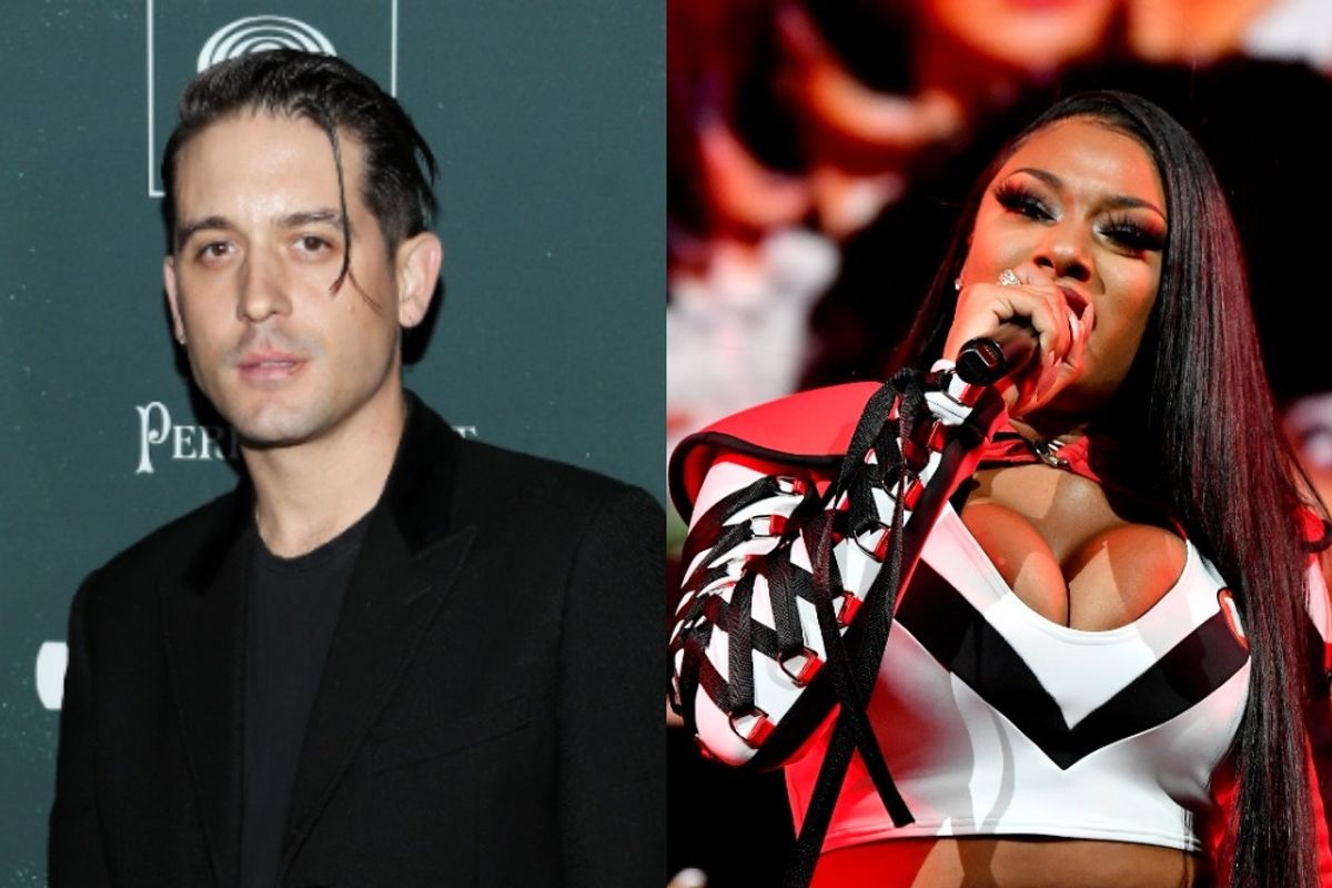 Megan Thee Stallion Stans Refuse to Claim G-Eazy