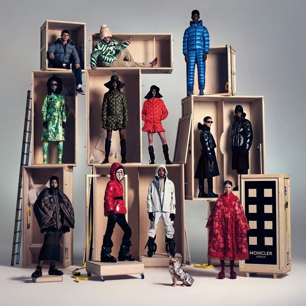 Moncler Genius Reveals Class of 2020 Collaborators