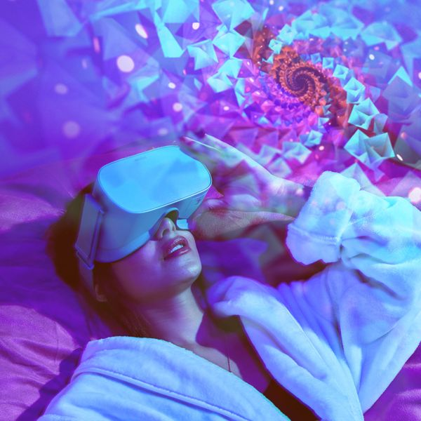 Is This VR Spa the Future of Self-Care?