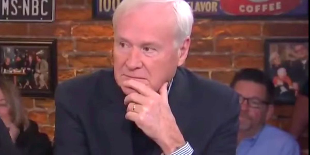"Image result for Chris Matthews: ""Bernie Sanders Is Not Going To Be President,"" ""I'm Not Happy With This Field"""""