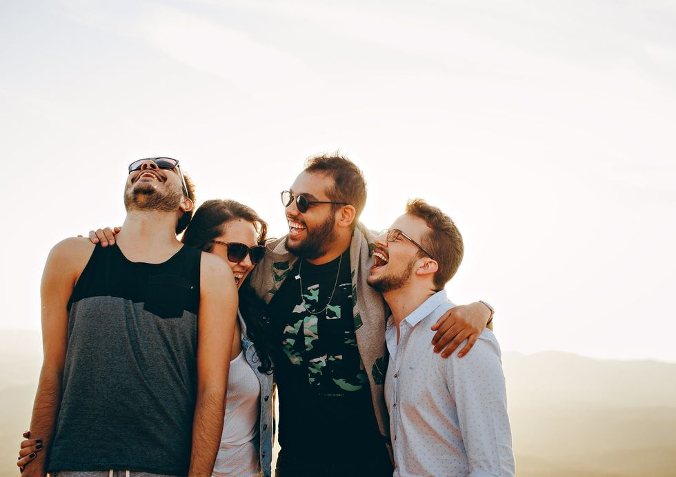 5 Reasons You Should Say Yes To Your Friends