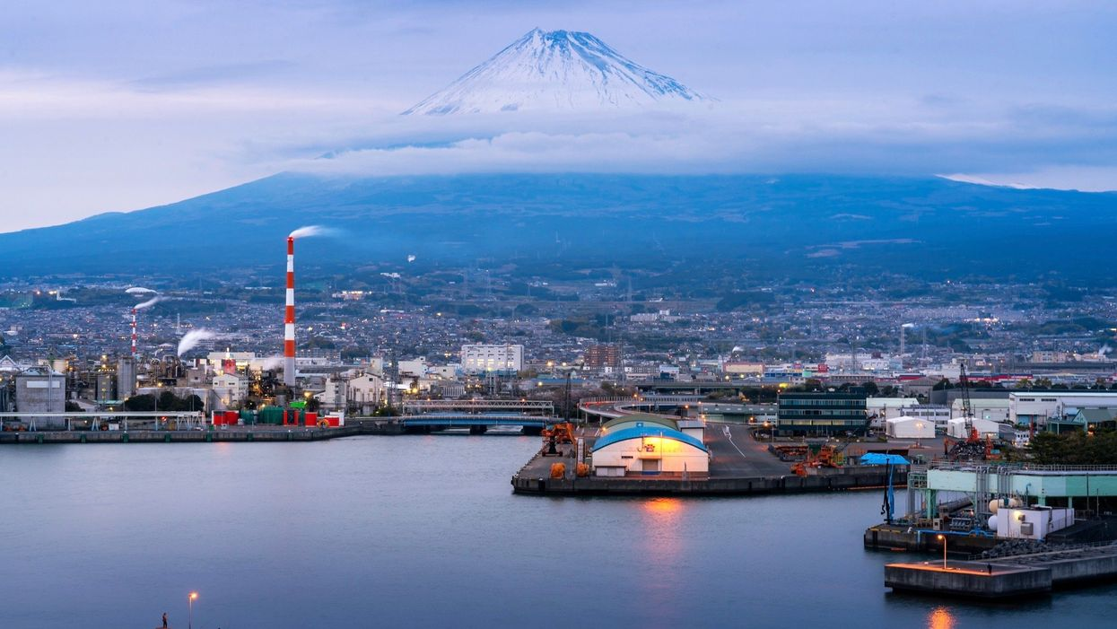 Japan to Build 22 Coal-Burning Power Plants