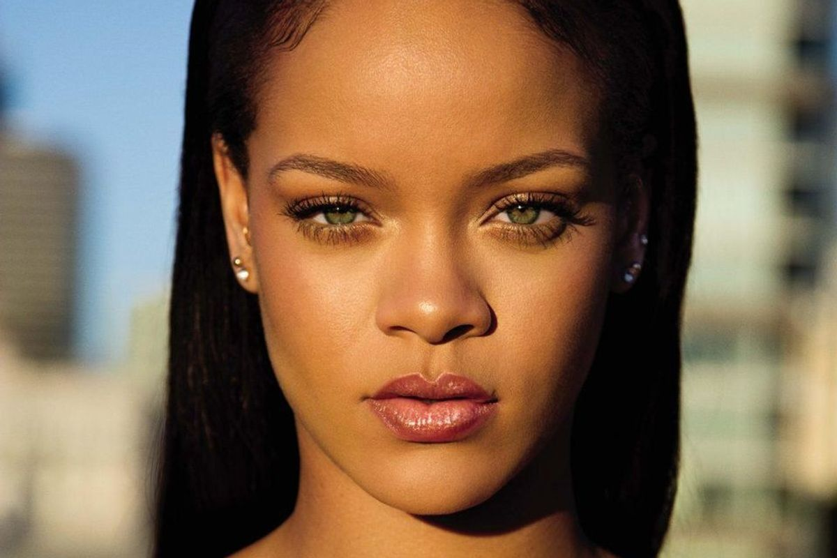 Rihanna to Accept This Year's NAACP President's Award