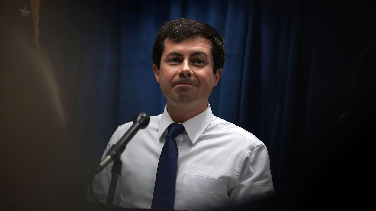 Viral Iowa caucus gay marriage argument shows two mistakes Christian supporters of Pete Buttigieg make