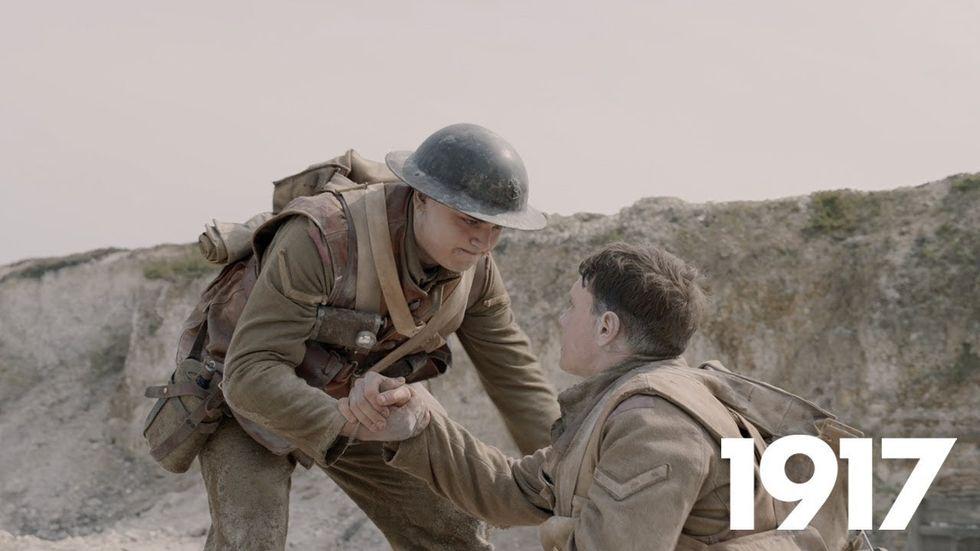 '1917': A Different Kind of War Film