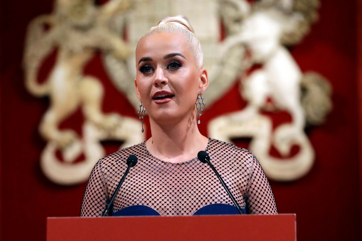 Katy Perry Named British Asian Trust Ambassador