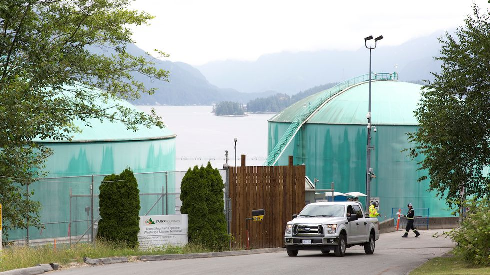 Canadian Court Rules in Favor of Trans Mountain Pipeline Expansion