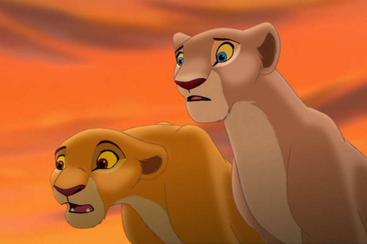 Disney fined a PTA for showing the Lion King at a fundraising event to benefit students