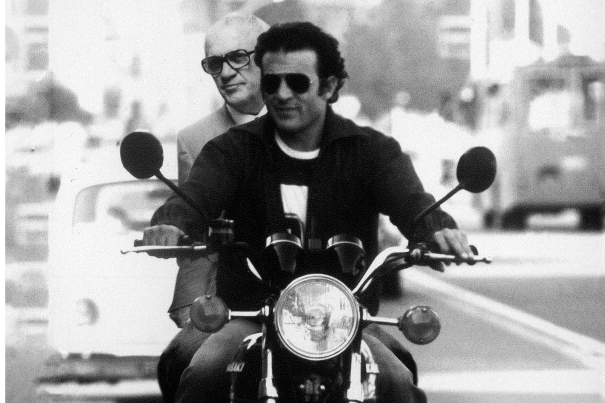 Nicola Longo: «È con la mia moto che ho stregato Fellini»