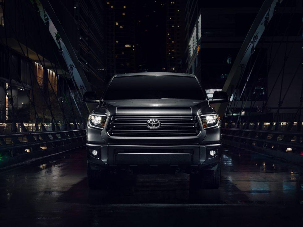 2021 Toyota Tundra Nightshade Edition