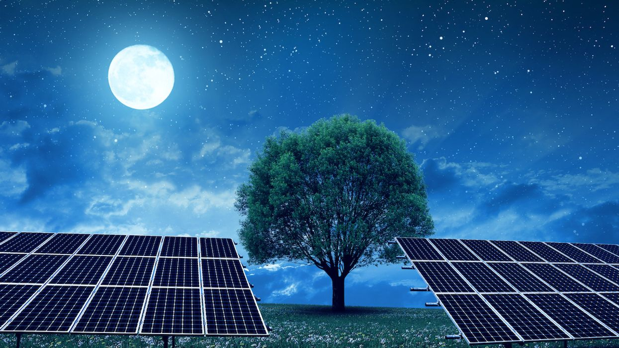 'Anti-Solar' Cells Could Keep the Power Going at Night