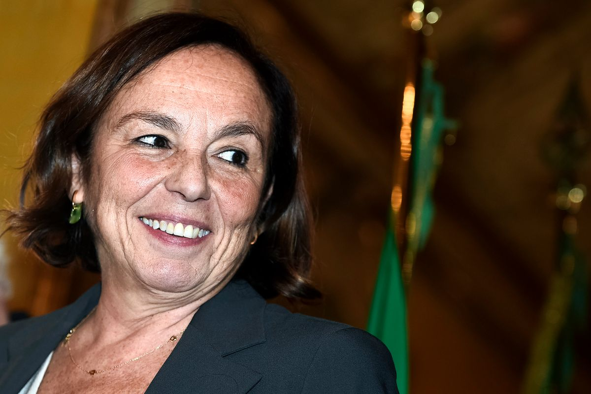 Lamorgese ministro di «Repubblica». Combatte l'odio odiando la destra