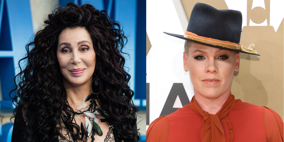 Cher Is Begging P!nk To Rewrite Her Song 'Dear Mr. President' As An Epic Takedown Of Trump