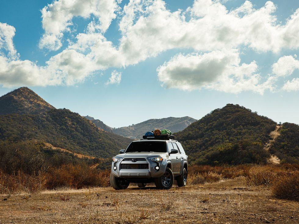2021 Toyota 4Runner Trail