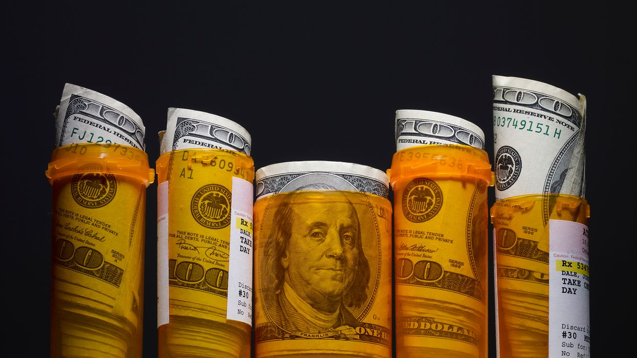Cancer drugs are the most profitable for Big Pharma