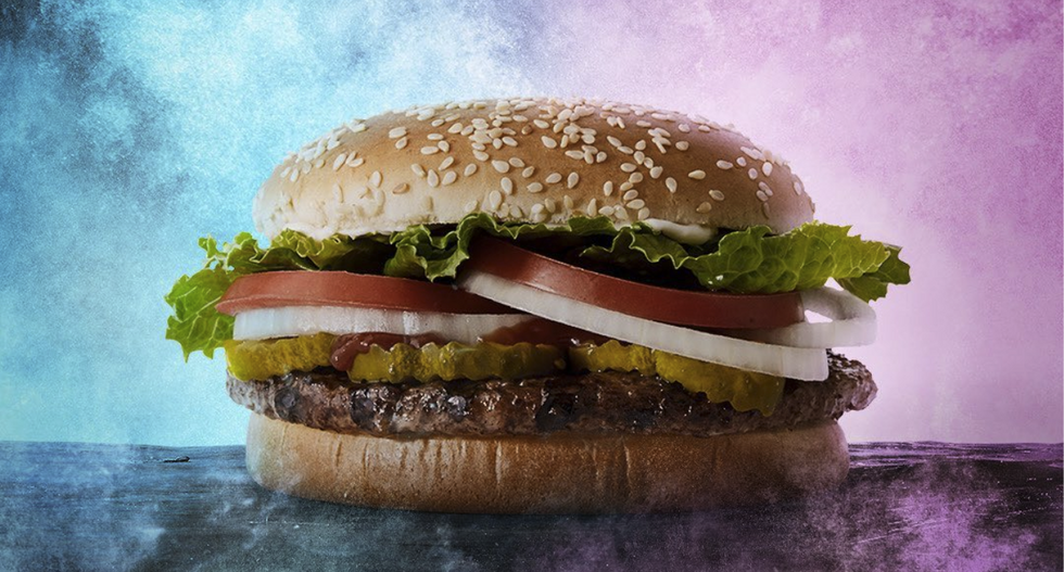 Burger King Is Giving Out FREE BURGERS — If You Give Them A Picture Of Your Ex