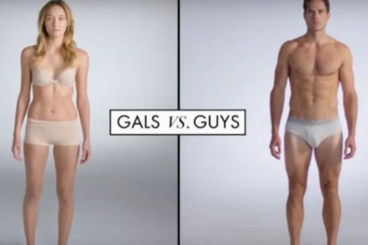 100 years of fashion in two and a half minutes